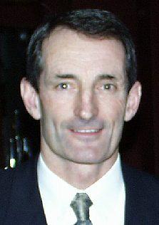 Dave Burrows headshot.